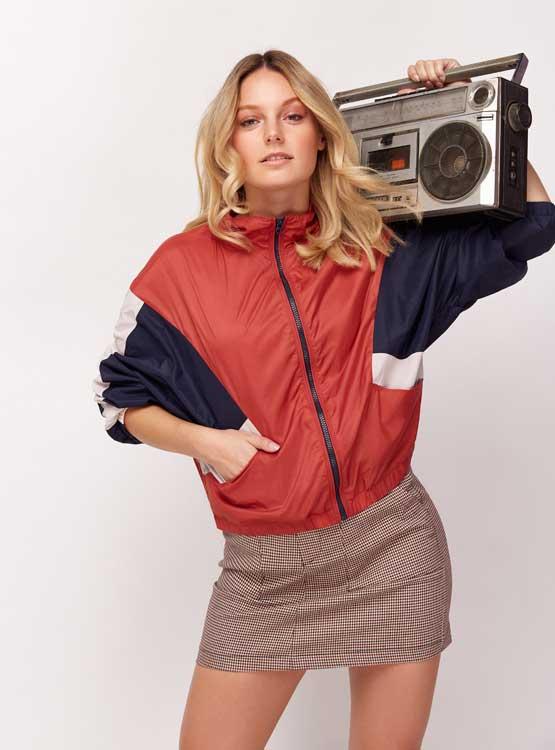 casacas de moda para invierno en ripley perú