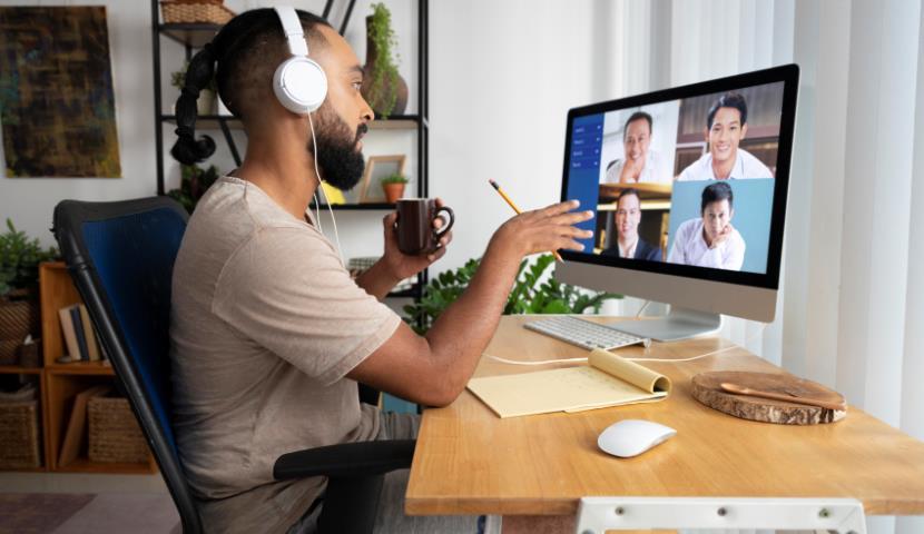 Home office: El escritorio de oficina que necesitas en tu estudio