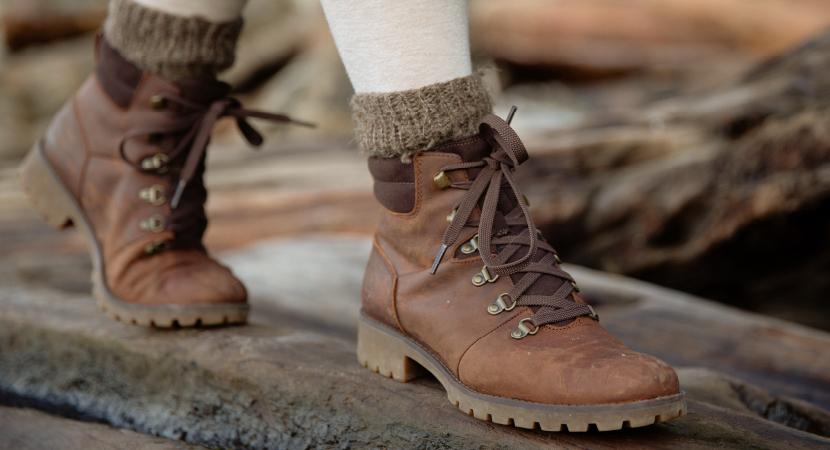 Botas: ¿Cómo combinar botas con tu ropa de invierno?