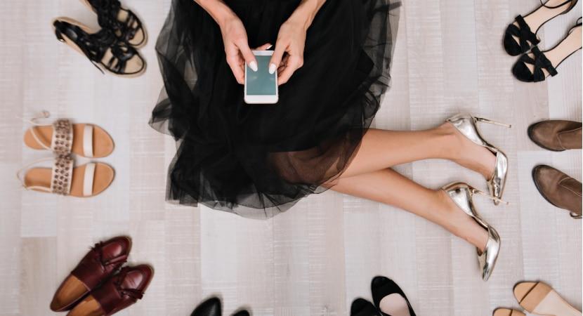 Cyber Wow: los mejores zapatos para mujer en esta fecha