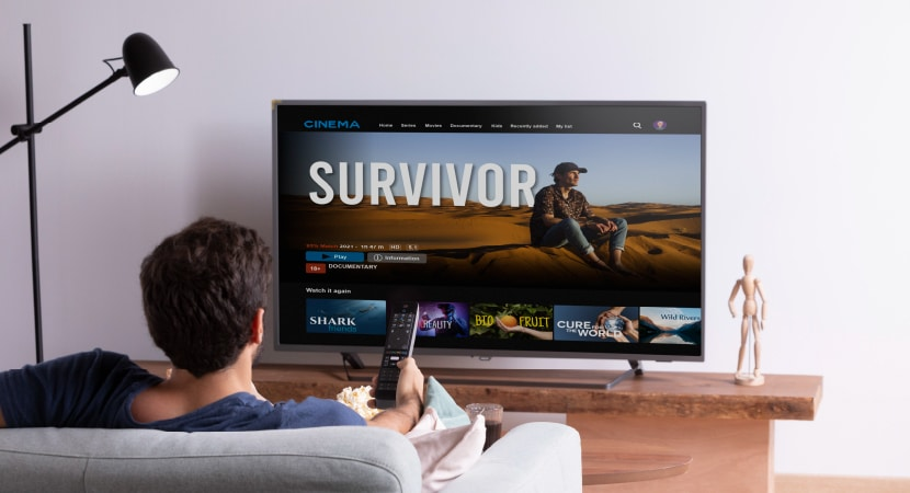 Renueva tu Smart Tv en este Cyber Wow